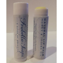 Load image into Gallery viewer, New Zealand Made Natural Lip Balm with Honey & Jojoba