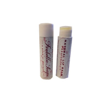 Load image into Gallery viewer, These 100% New Zealand Made beautiful natural lip balms make your lips smooth and soft.  Using only natural organic New Zealand Beeswax and only natural ingredients  It will leave your lips soft and sweet.