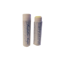 Load image into Gallery viewer, These 100% New Zealand Made beautiful natural lip balms make your lips smooth and soft.  Using only natural organic New Zealand Beeswax and the power of New Zealand Honey and Jojoba Oil  It will leave your lips soft and sweet.
