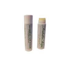 Load image into Gallery viewer, These 100% New Zealand Made beautiful natural lip balms make your lips smooth and soft.  Using only natural organic New Zealand Beeswax and the power of Kawakawa oil.  Kawakawa is a traditional Maori medicine plant that was used to heal the body, with all parts of the plant from the leaves to the roots that were used to make medicines.