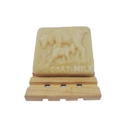 NZ made Goats milk soap