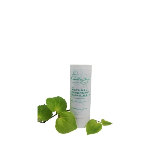 Peppermint Heeling Foot Balm with Kawakawa