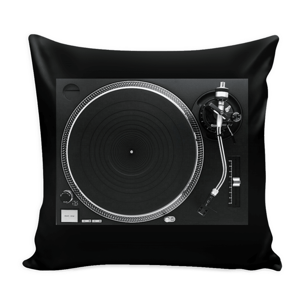Miraculous Dj Limited Edition Turn Table Pillow Cover Bundle And Save 50 Off Today Free Shipping Download Free Architecture Designs Rallybritishbridgeorg
