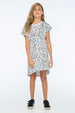 KEITH STEVIE DRESS WHITE - Zuttion