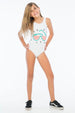 WATERMELON SUNNIES SWIMWEAR WHITE - Zuttion