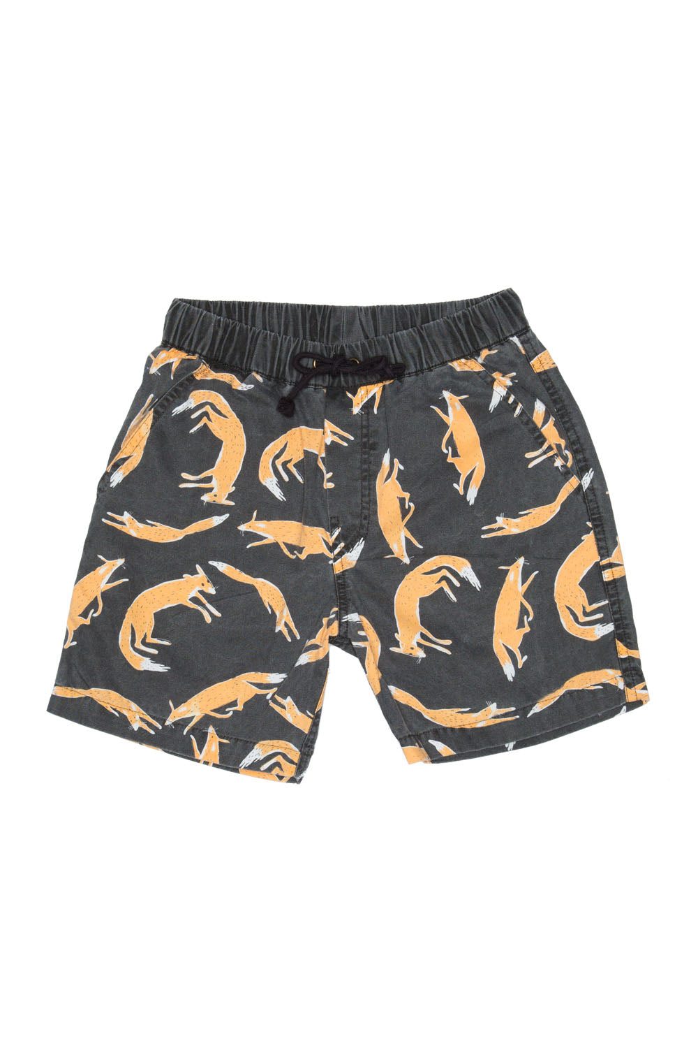 FOX BOAT SHORT CHARCOAL - Zuttion