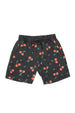 CHERRY BOAT SHORT CHARCOAL - Zuttion