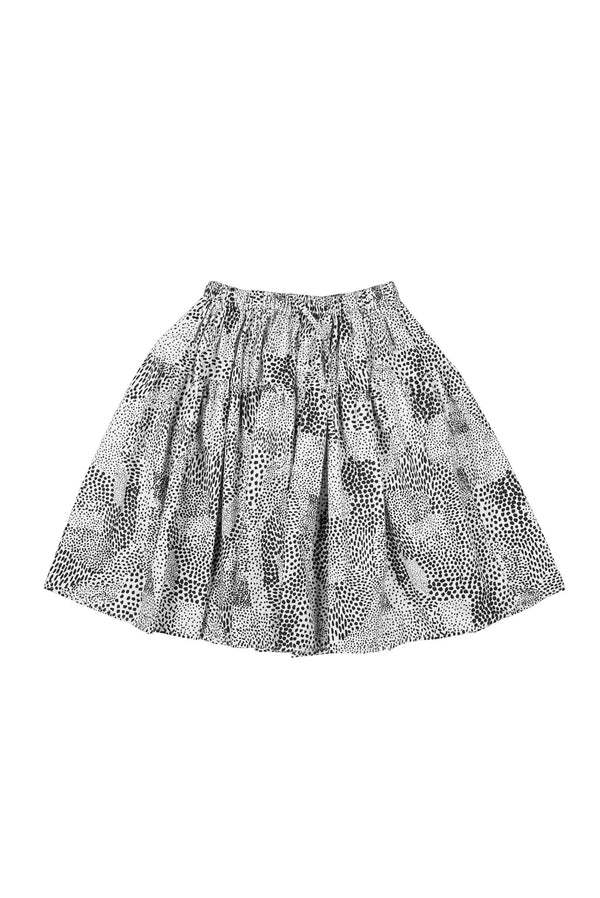 Frankie Abstract Skirt - Zuttion