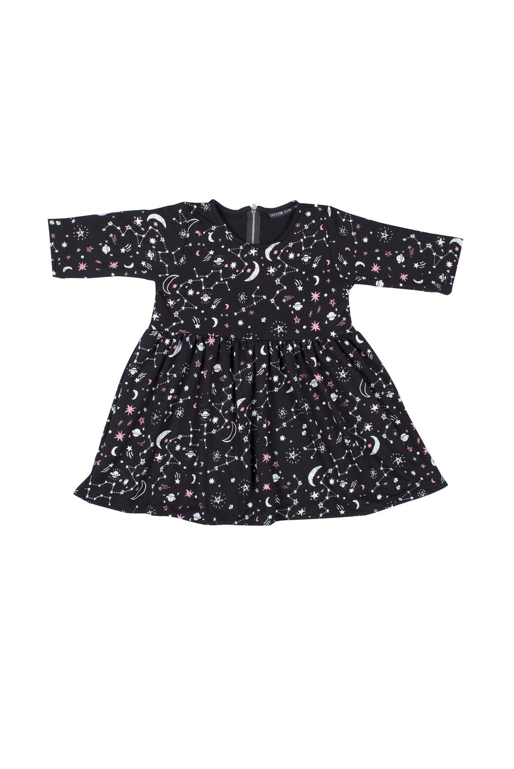 Penelope Galaxy Dress - Zuttion