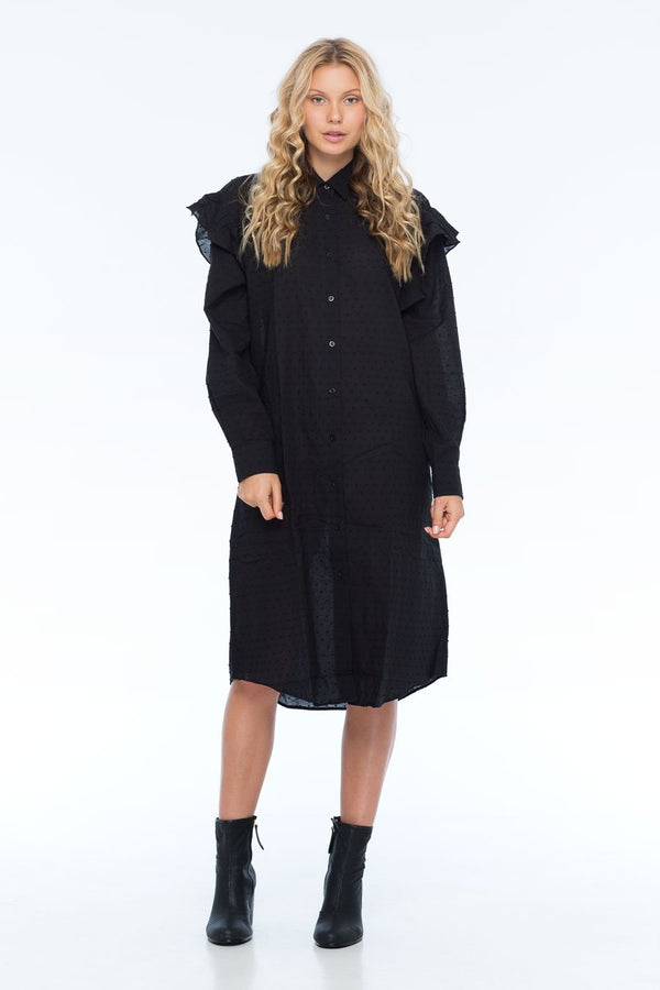 JESS ABBY SHIRT DRESS
