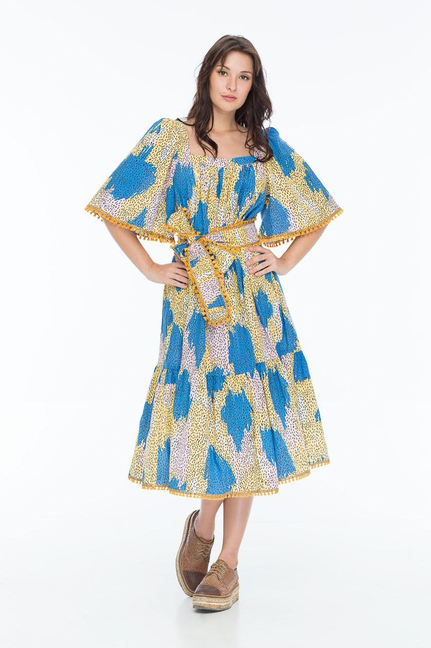 HALETTE DRESS 2 SEASONS SPRING
