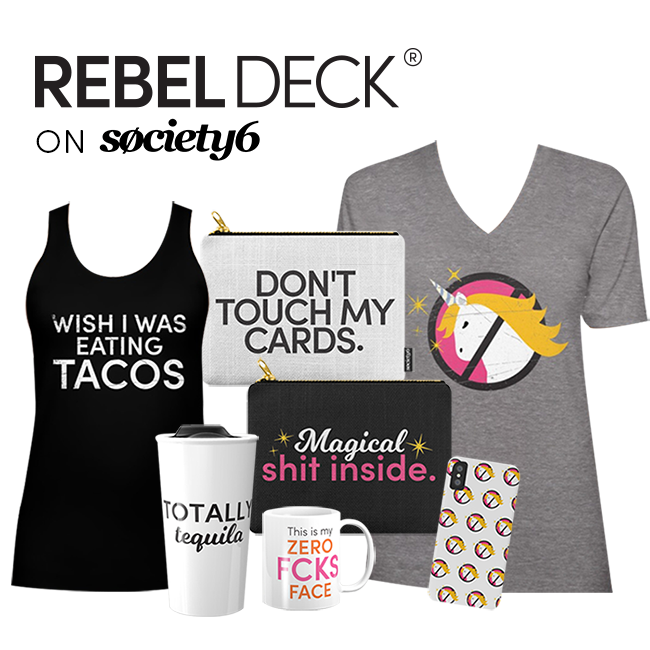 REBEL DECK MERCH