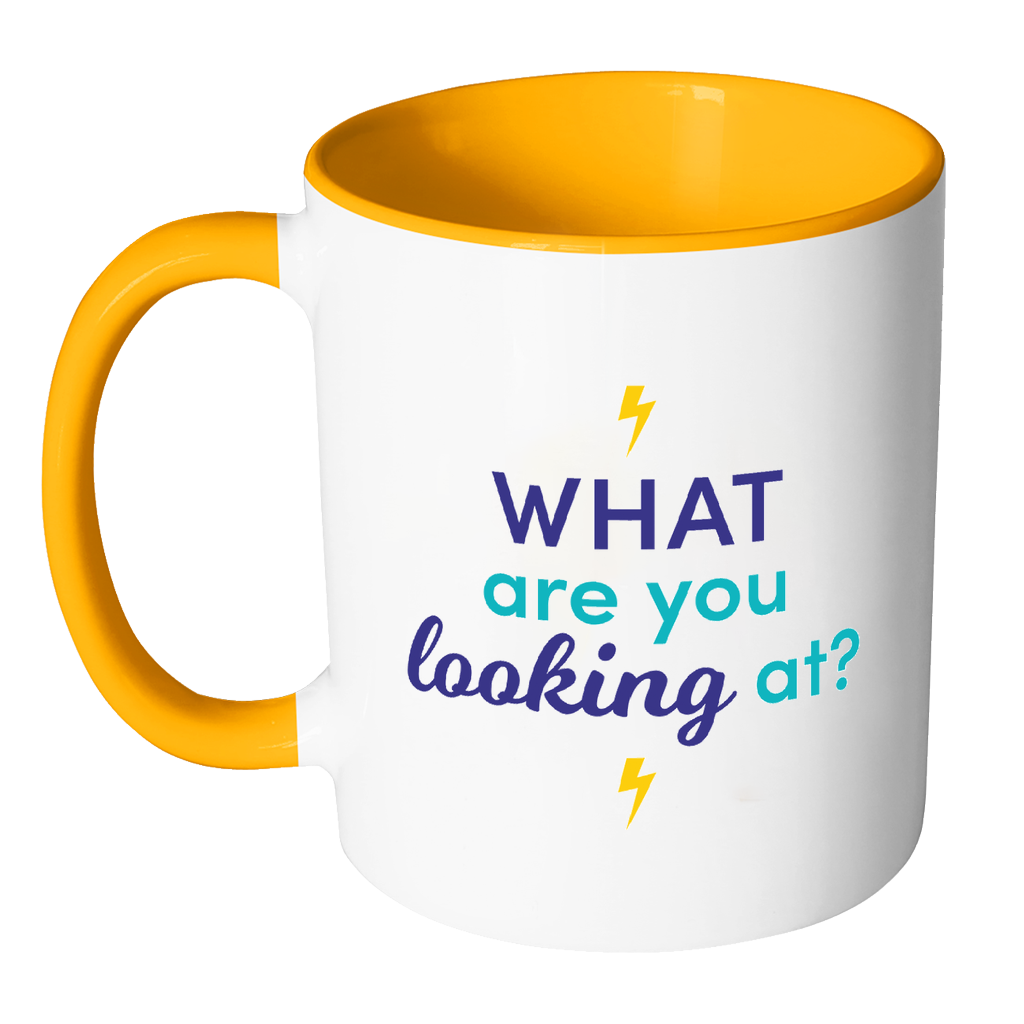 Looking at ? Mug
