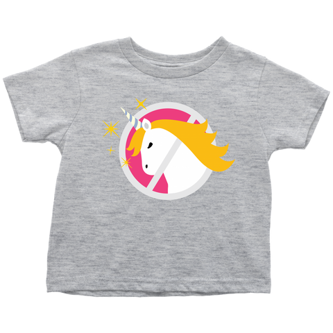 No Unicorns Allowed Toddler Tee
