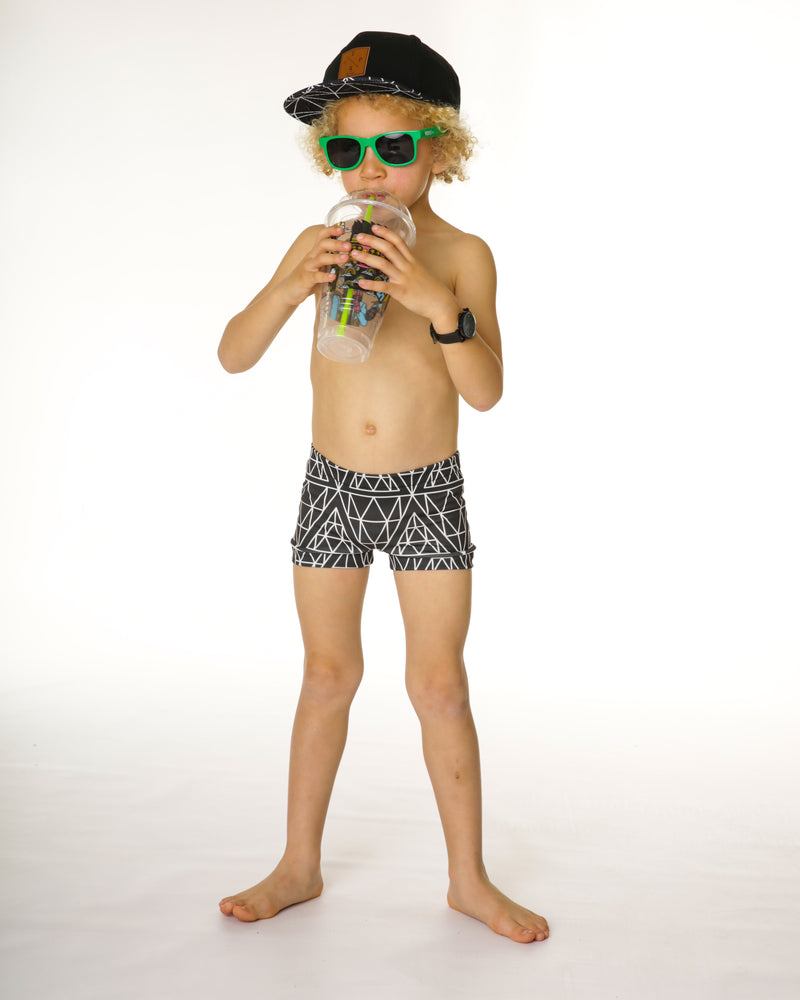 Global Bambino euro trunks for boys