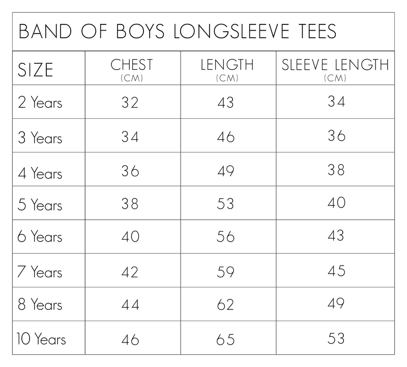 Lightning Bone Longsleeve Tee - Threads for Boys