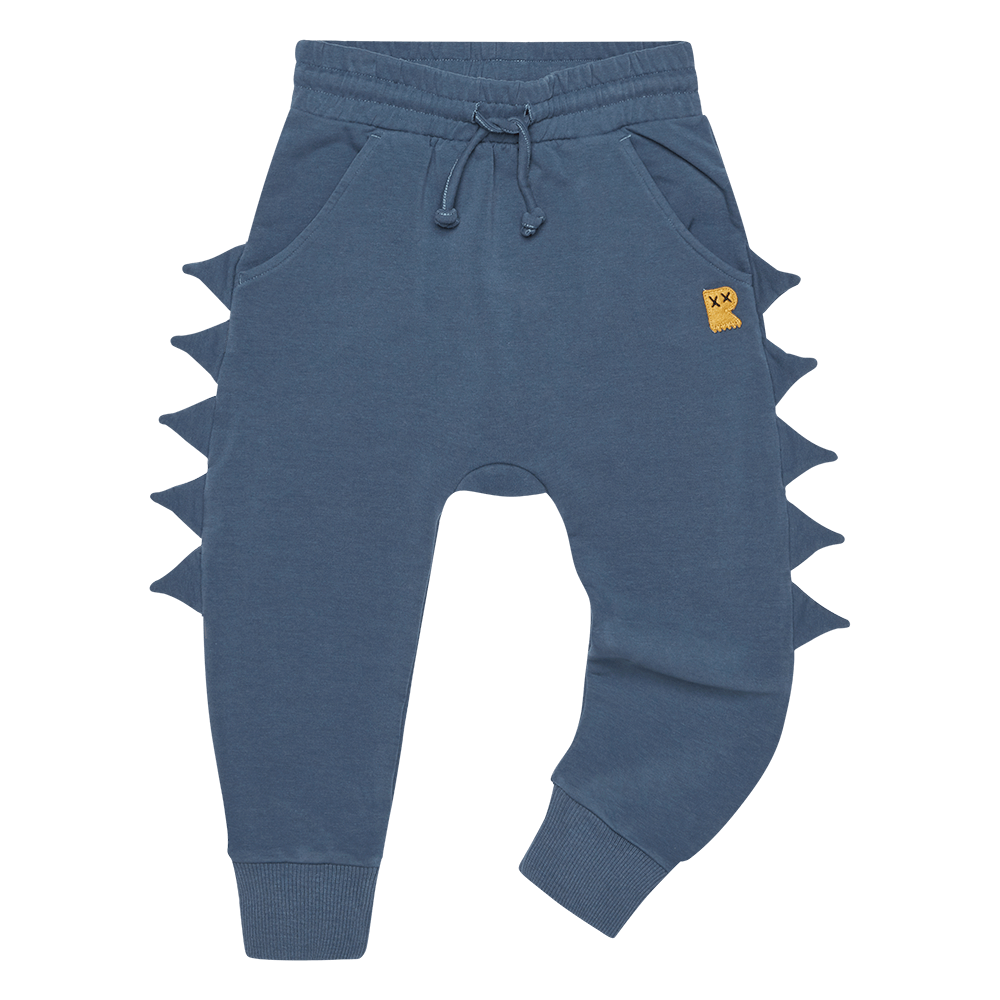 PRE-ORDER Rock Your Baby Blue Dino Track Pants