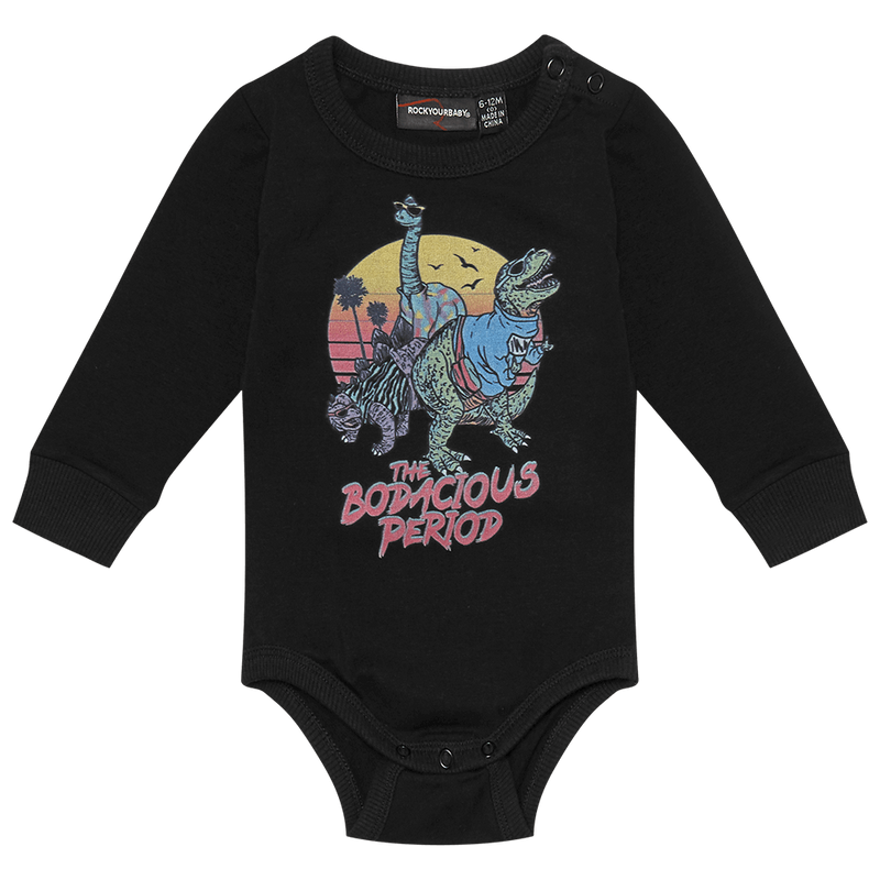 PRE-PRDER Rock Your Baby Bodacious Bodysuit