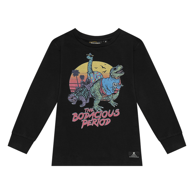 PRE-ORDER Rock Your Baby Bodacious T-shirt