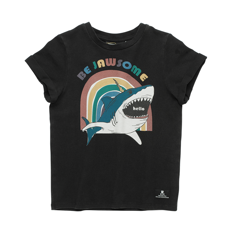 Rock your Baby Be Jawsome T-Shirt