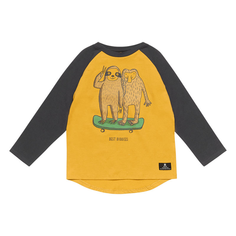 Rock Your Baby Best Buddies T-Shirt - Threads for Boys