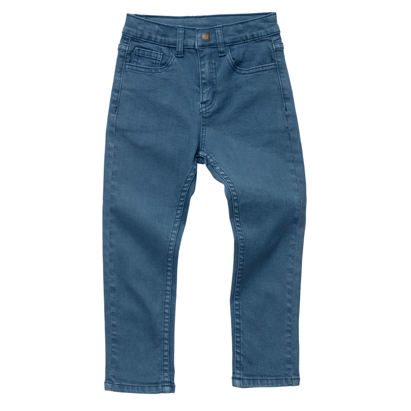 Rock Your Baby Blue Wash Jeans - Threads for Boys