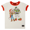 Rock your Baby Buzz And Woody Ringer T-Shirt