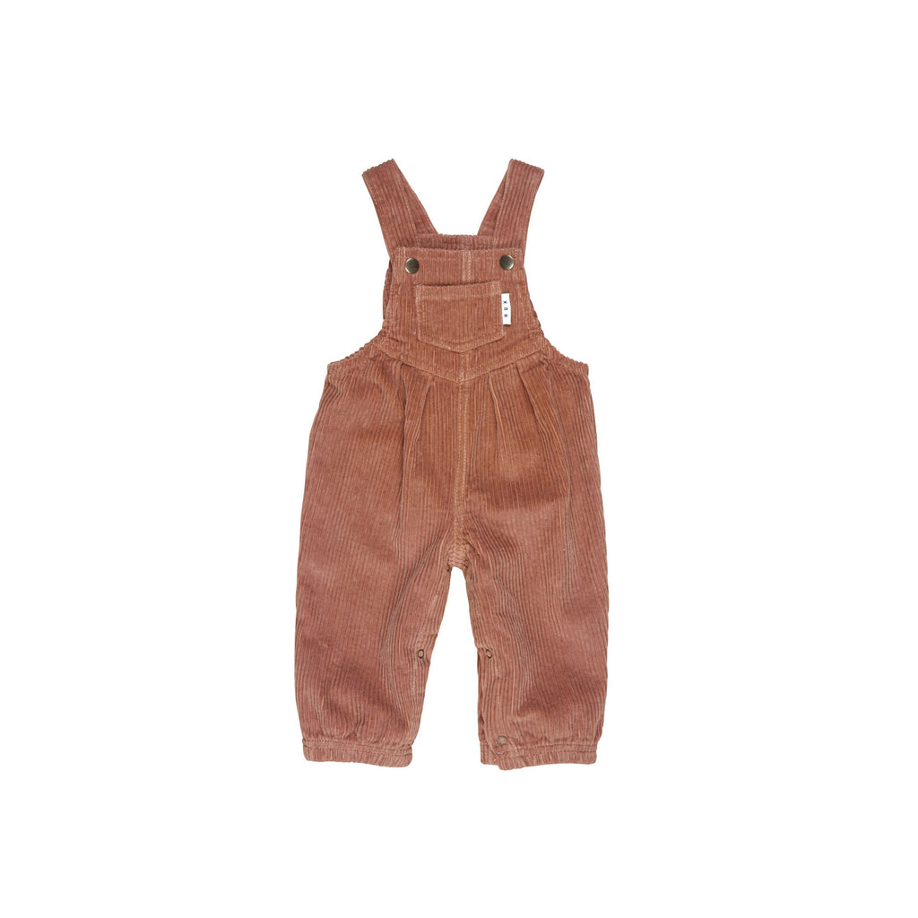 Huxbaby Cord Overalls