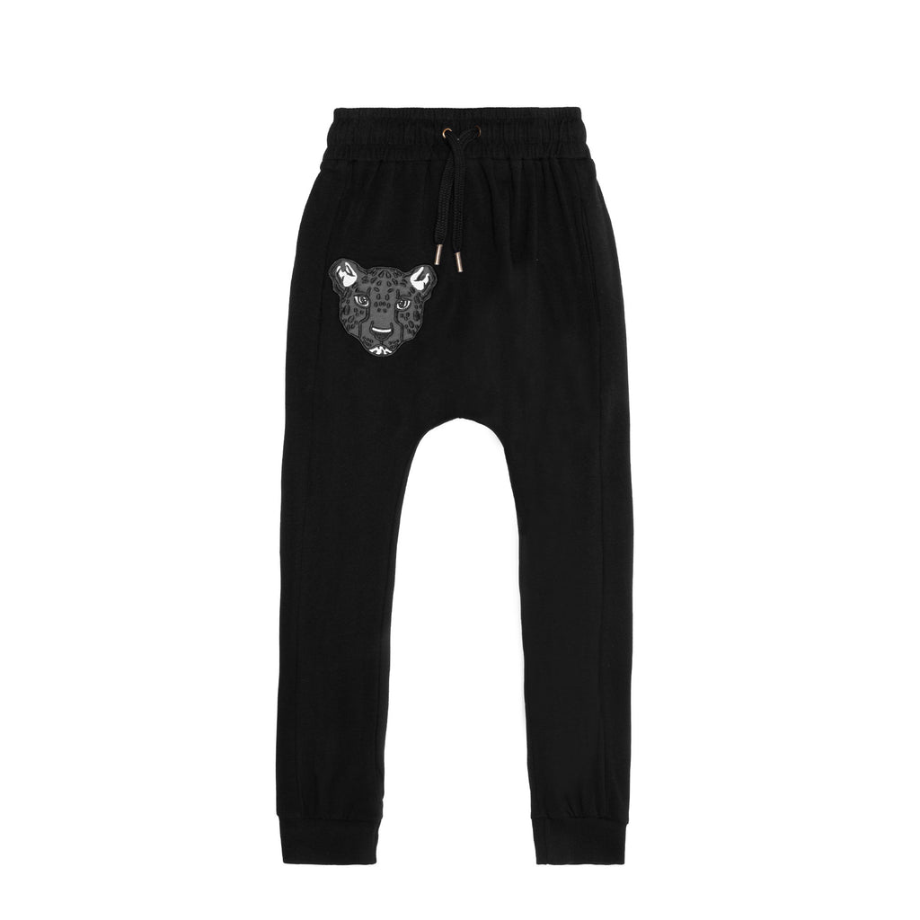 Band of Boys Cheetah Face Super Slouch Pants
