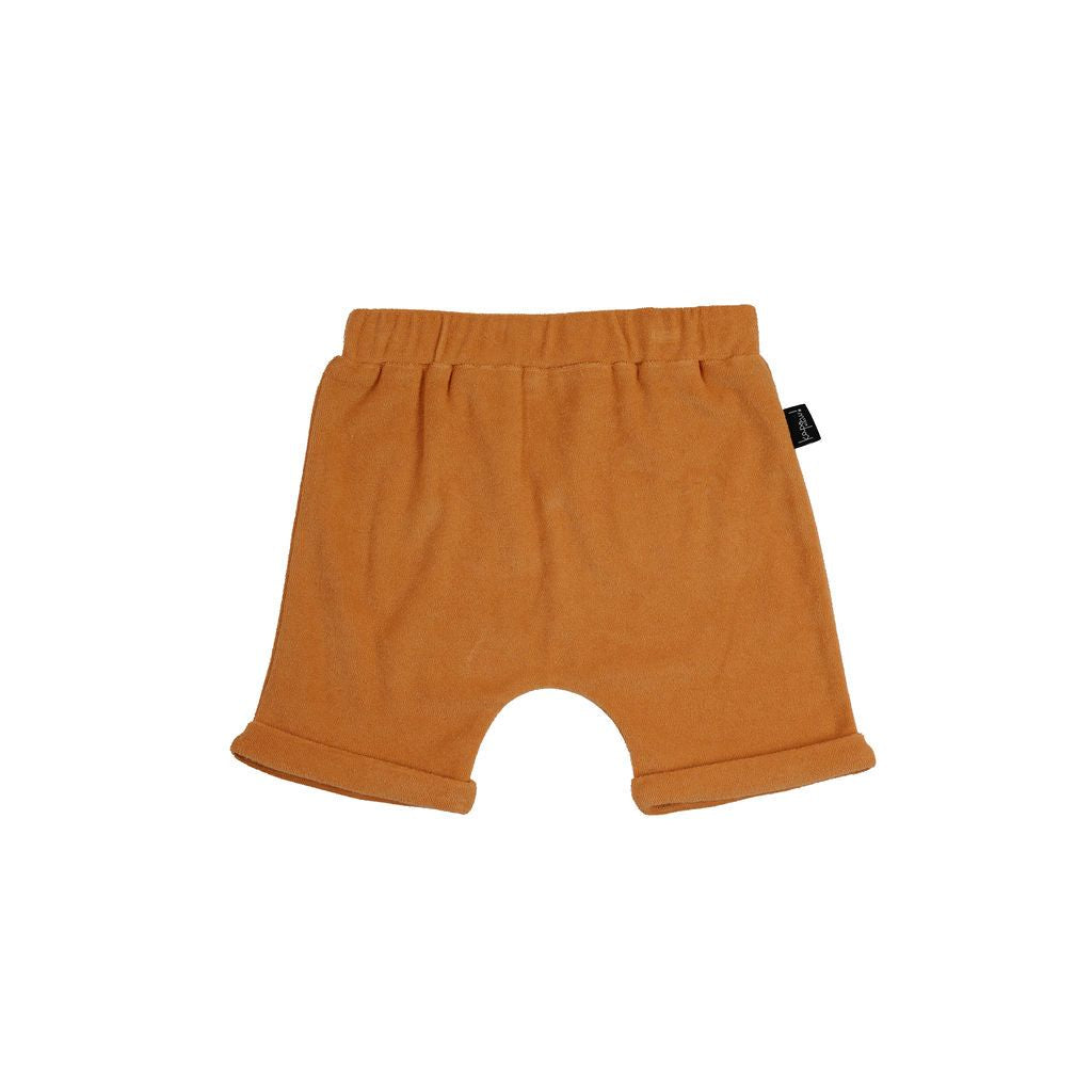 Kapow Clay Terry Towelling Shorties