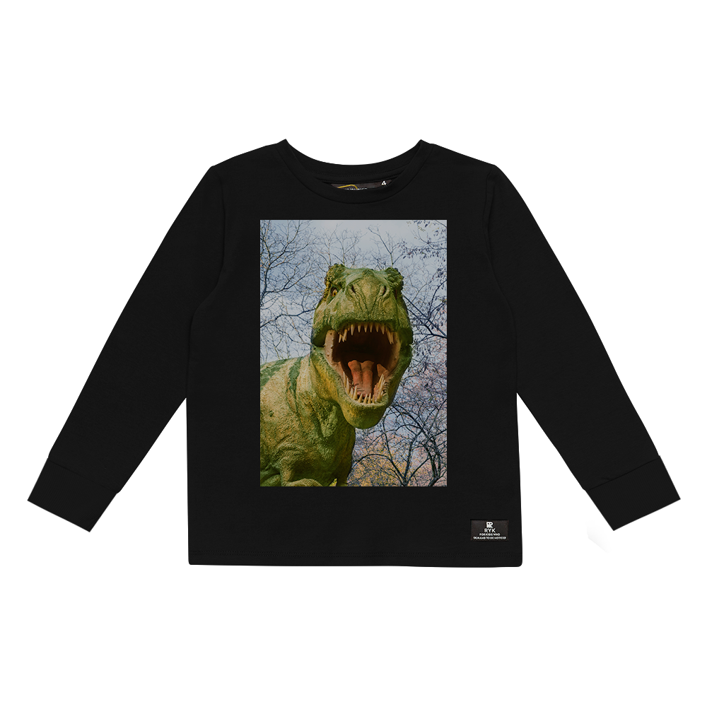 Rock Your Baby Dino On The Loose T-Shirt