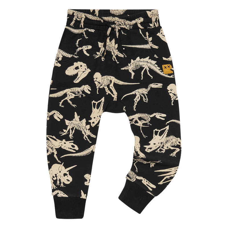 Rock Your Baby Minimalist Fossil Track Pants