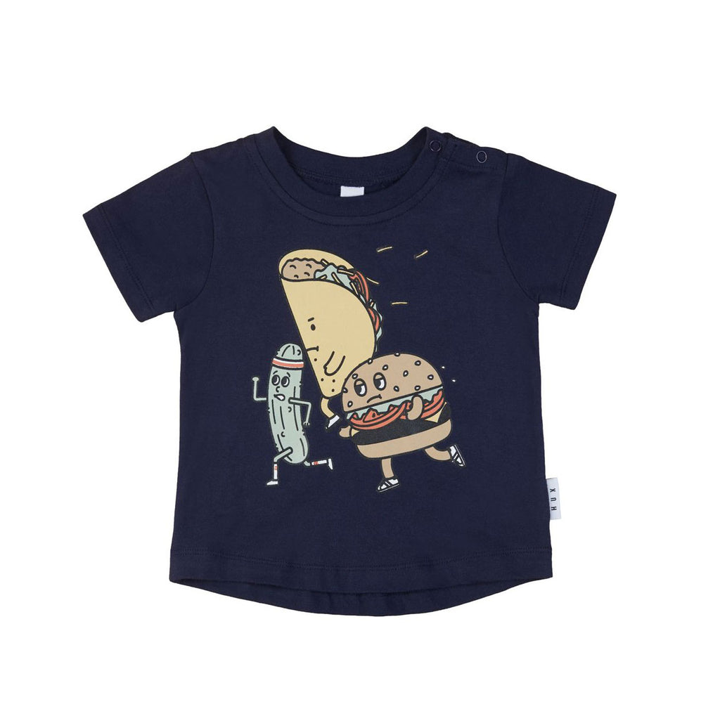 Huxbaby Fast Food T-Shirt