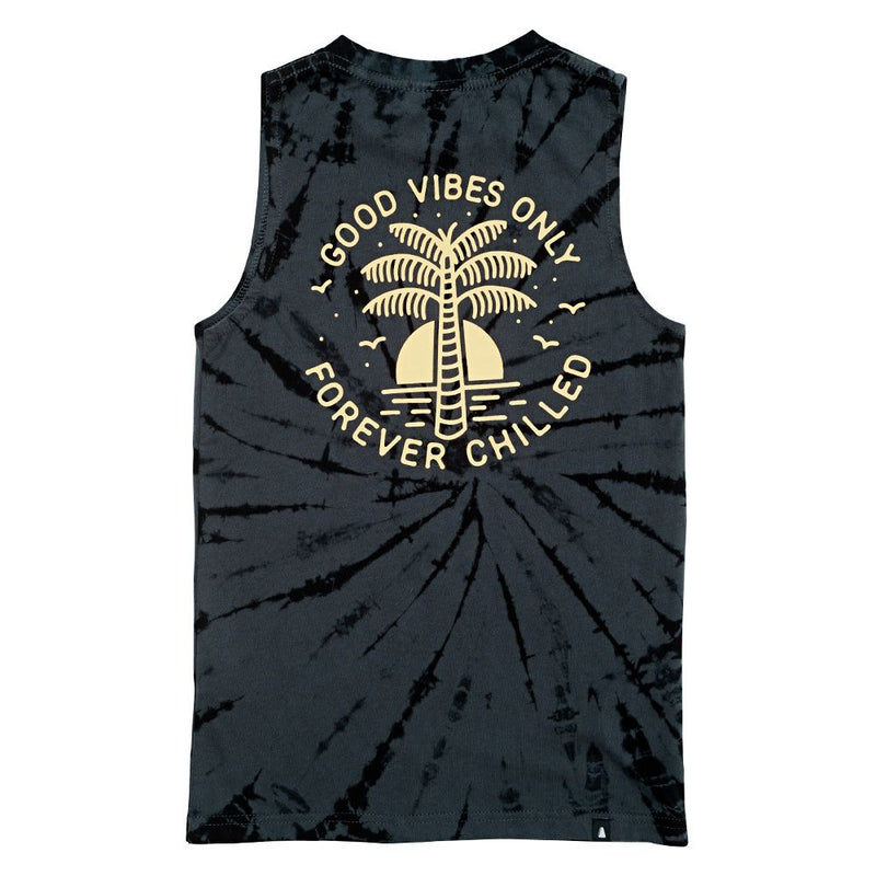 Alphabet Soup Good Vibes Tank