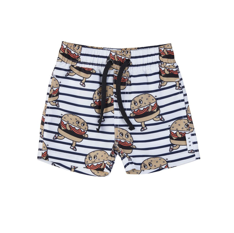 Huxbaby Hamburger Swim Short