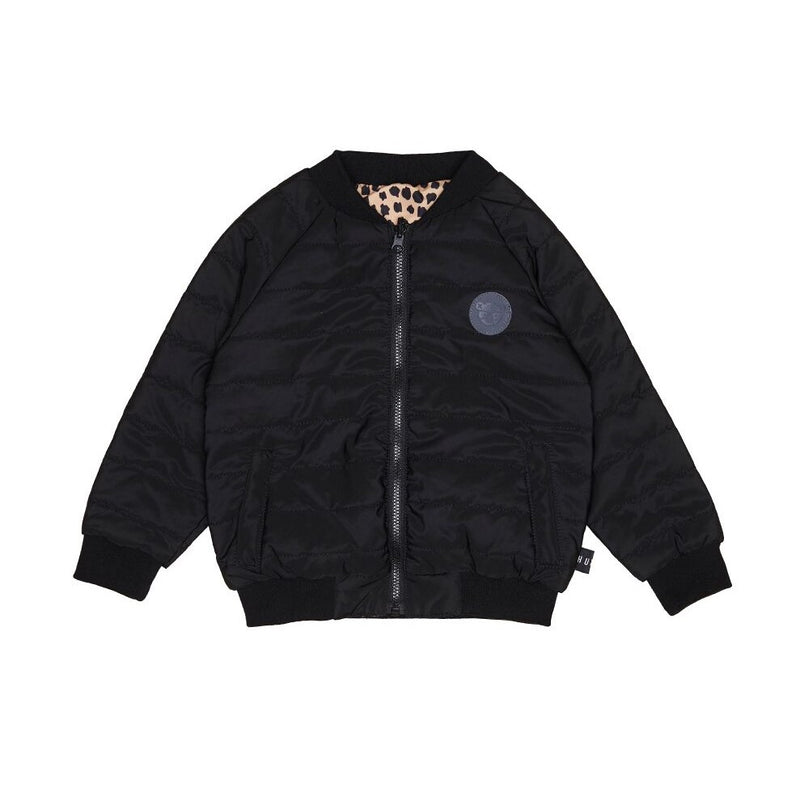 Huxbaby Reversible Padded Jacket - Threads for Boys