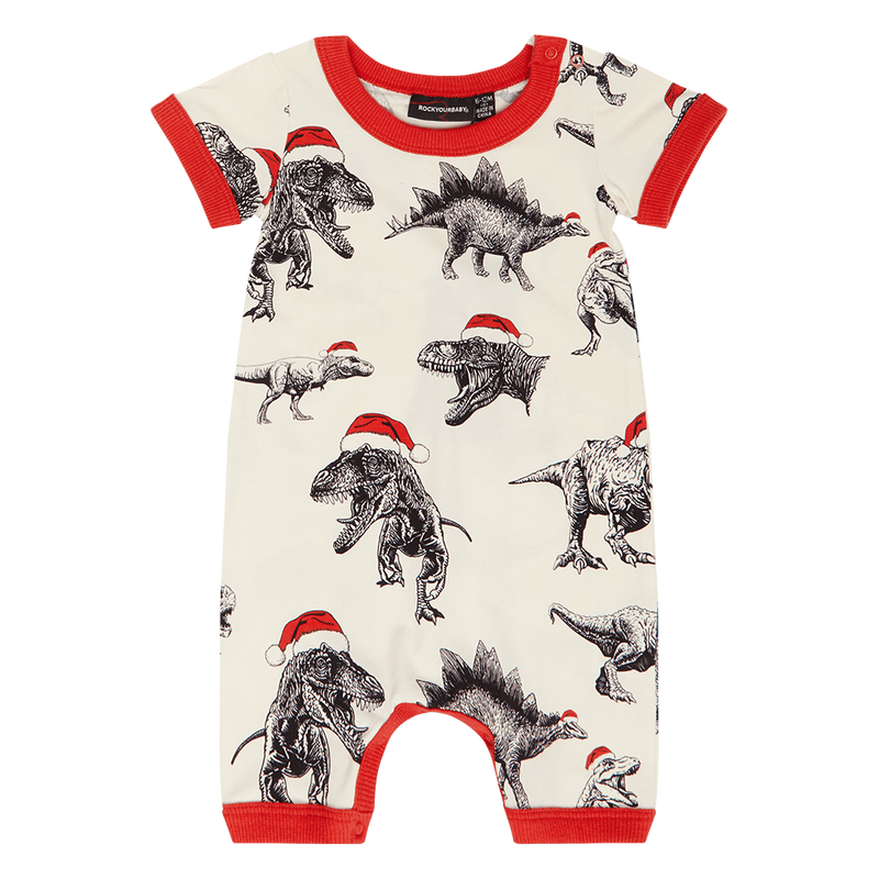 Rock your Baby Jolly Jurassic Playsuit