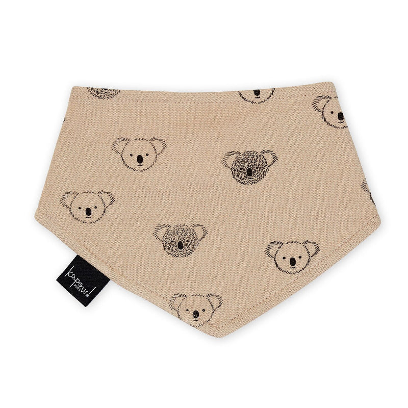 Kapow Kids Koala Drib Bib - Threads for Boys