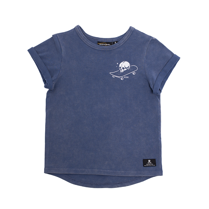 Rock Your Baby Keep on Rollin T-Shirt - Threads for Boys