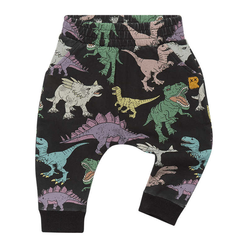 Rock Your Baby Land Before Time Baby Trackpants - Threads for Boys