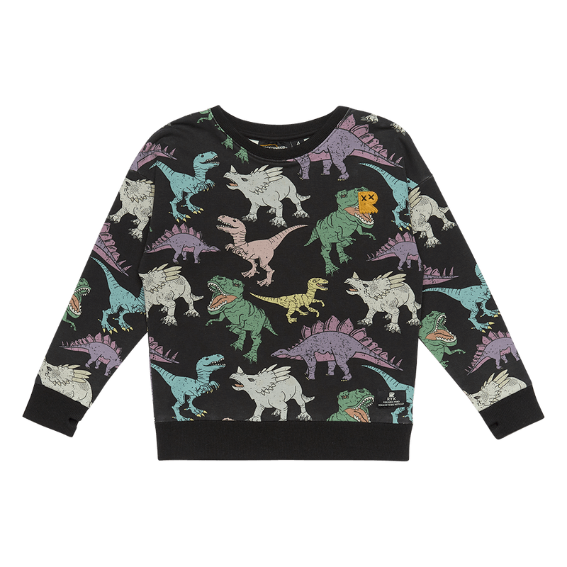Rock Your Baby Land Before Time Sweatshirt - Threads for Boys