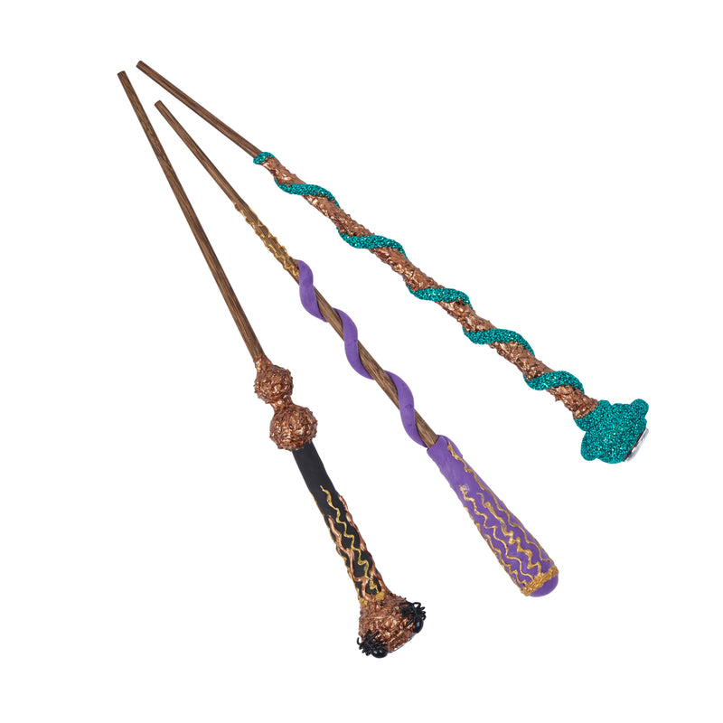 Tiger Tribe Magic Wand Kit - Spellbound
