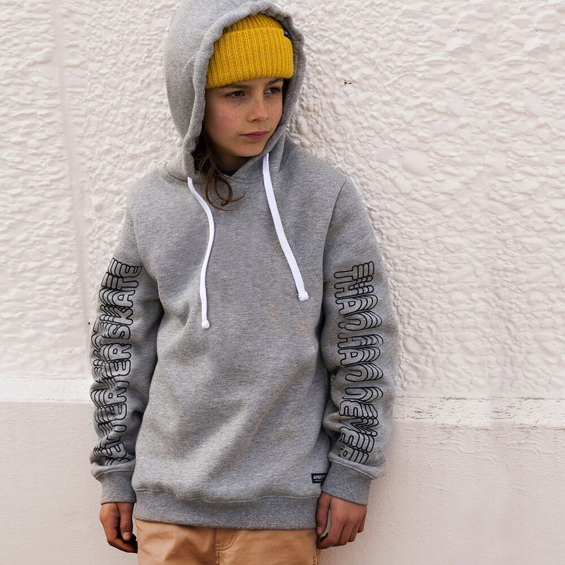 Alphabet Soup Better Skate Hoodie - Threads for Boys