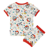 Rock your Baby Mickey Up In Lights PJ Set