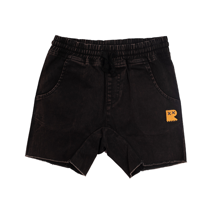Rock Your Baby Midnight Strollin Shorts - Threads for Boys