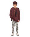 Band of Boys Lion Mane Harem Trackies - Threads for Boys
