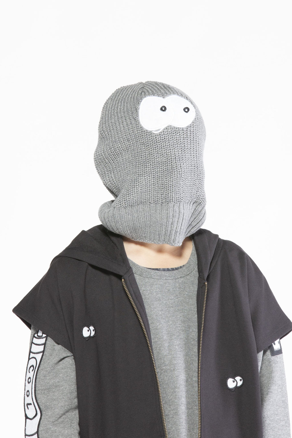 Big Eyes Beanie - Threads for Boys