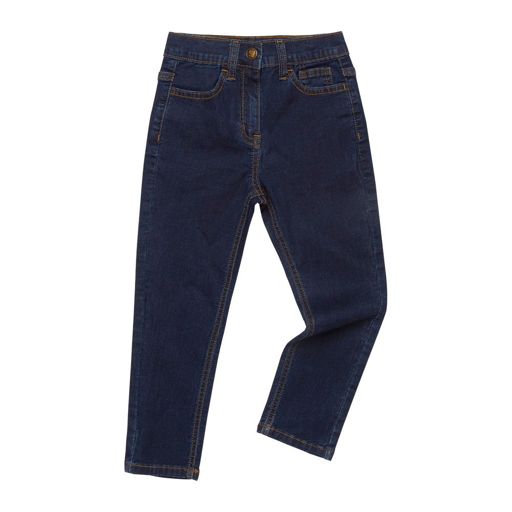 Rock Your Baby Raw Blue Jeans - Threads for Boys