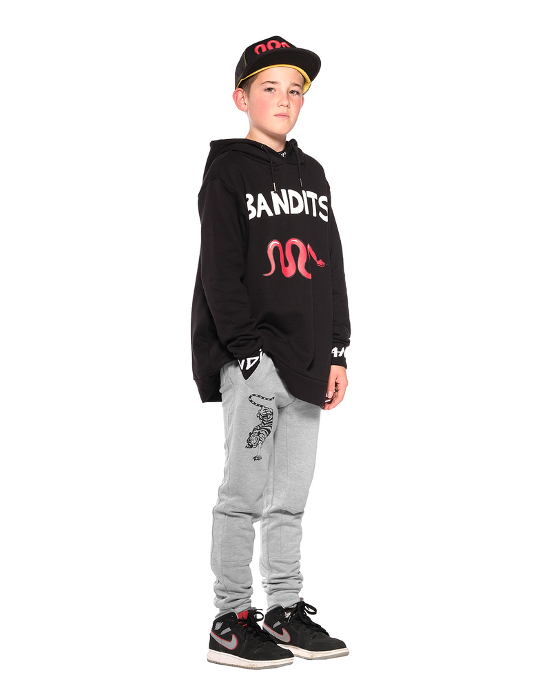 Band of Boys Red Viper A-Line Hood Crew
