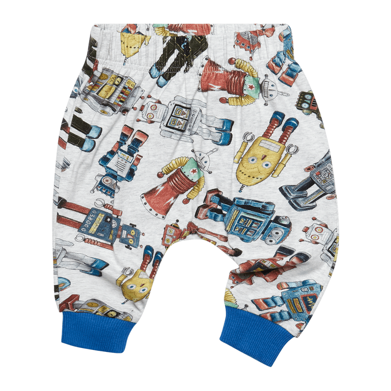 Rock Your Baby Robotic Baby Trackpants